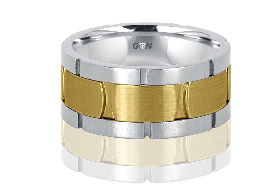 Gents Wedding Ring - R1161 - GN Designer Jewellers