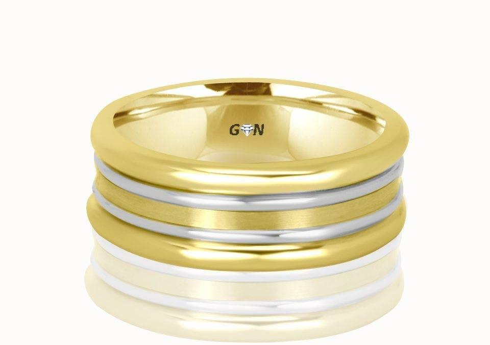 Gents Wedding Ring -R193 - GN Designer Jewellers