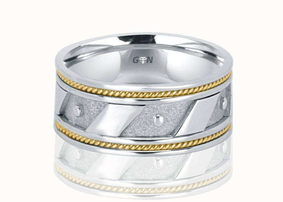 Gents Wedding Ring - R702 - GN Designer Jewellers