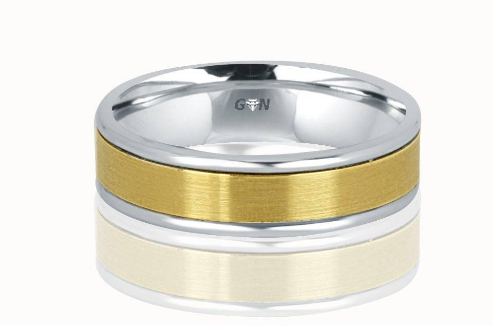 Gents Wedding Ring - R847 - GN Designer Jewellers