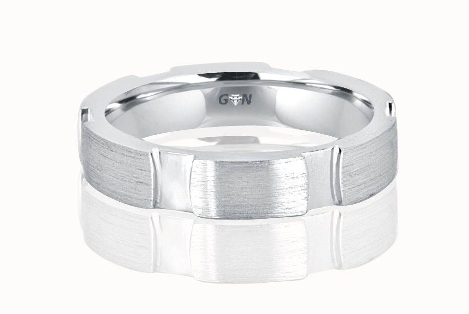 Gents Wedding Ring - R906 - GN Designer Jewellers