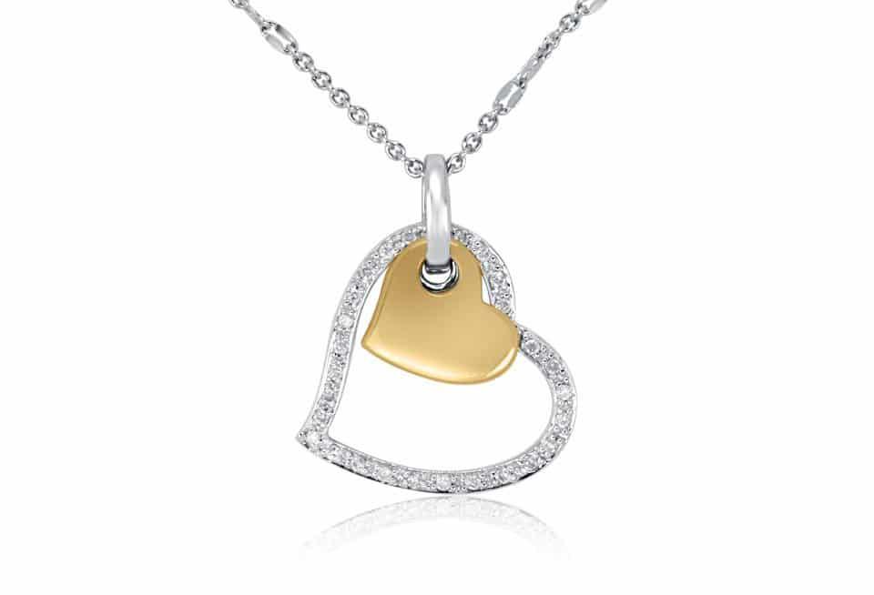 Diamond Pendant - DP216 - GN Designer Jewellers