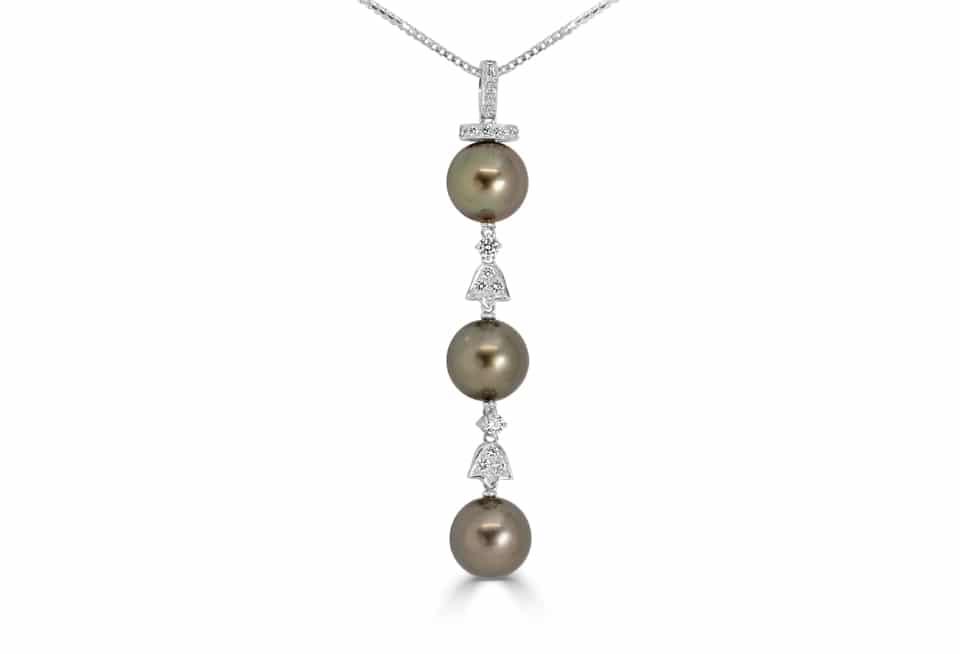 Diamond Pendants - DP233 - GN Designer Jewellers
