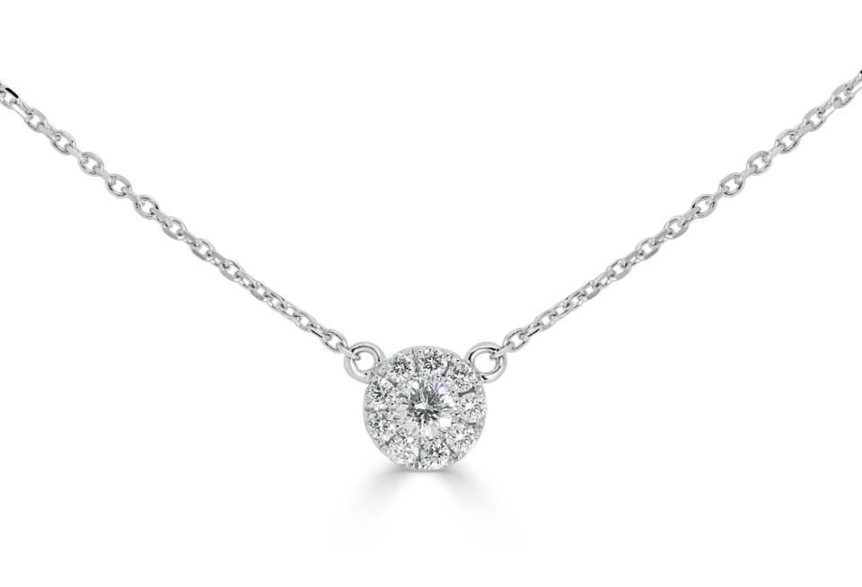 Diamond Pendants - DP316 - GN Designer Jewellers